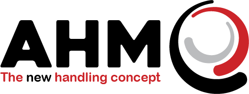 AHM Solution - Logo - the new handling concept
